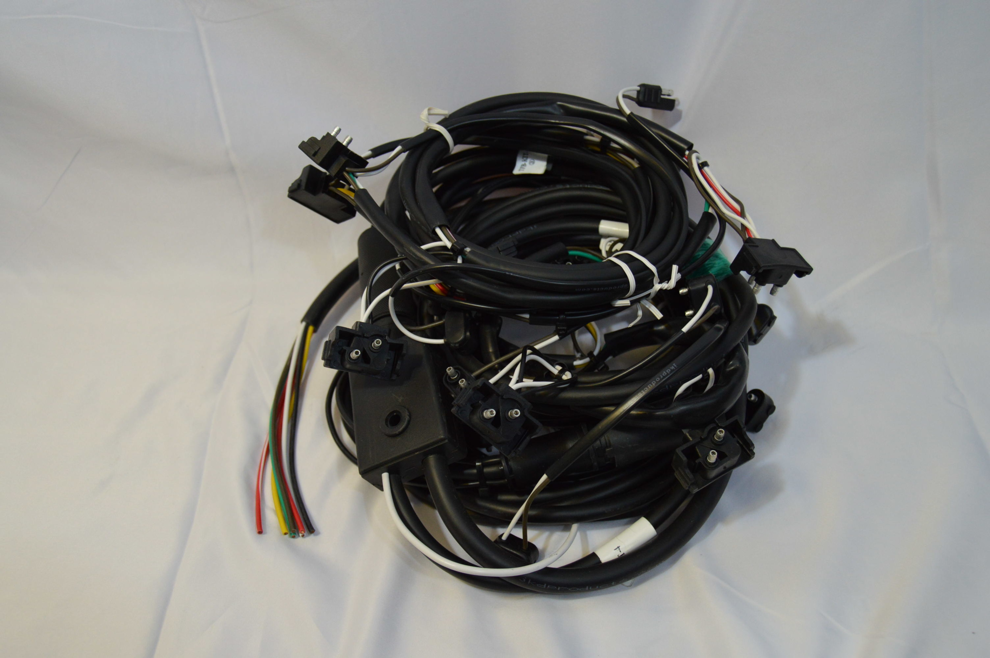 Flatbed Wire Harness Full Set Wiring